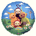Time for Teletubies Balloon