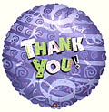 Thank You (Purple) Balloon