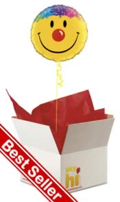 Smile Balloon in a Box