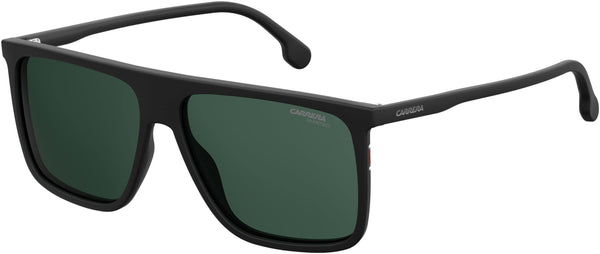 Carrera Sunglasses 003-Matte Black with Green Lenses (Kimi's Pair) Kimi Raikkonen Carrera 172s Sunglasses