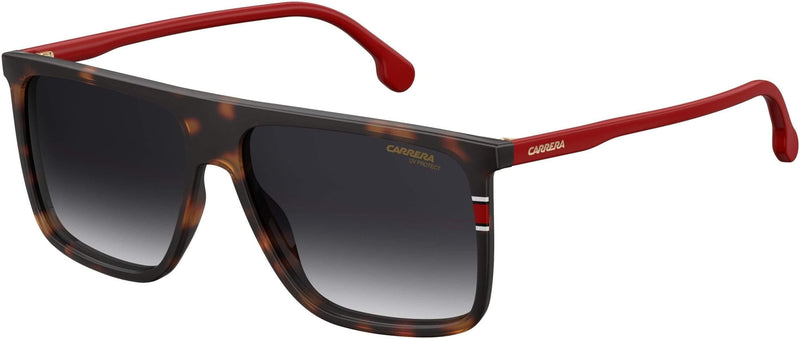 Carrera Sunglasses 0063-Havana Red with Dark Grey Gradient Lenses Kimi Raikkonen Carrera 172s Sunglasses