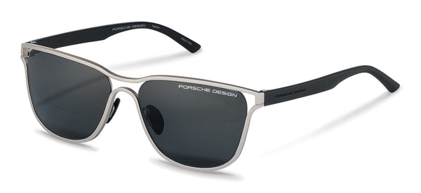 Driving Optics C-Palladium with Grey Lenses / 58-16-140 Large Size P8647 Porsche Design Sunglasses