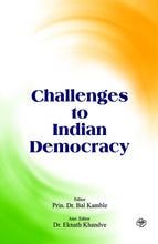 Load image into Gallery viewer, Challenges to Indian Democracy