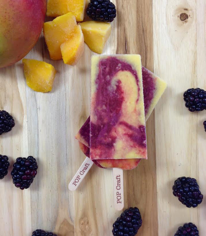 Blackberry Mango