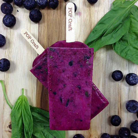 Blueberry Lemon Basil