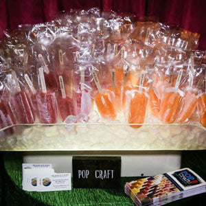 PopCraft Catering Display