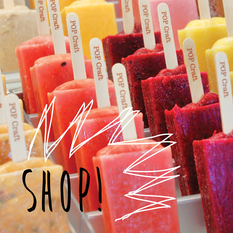 Shop our delicious pops