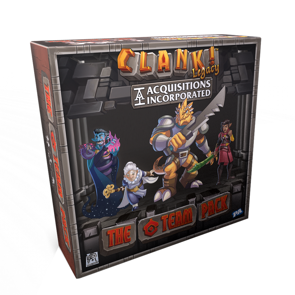 "Laden Sie das Bild in den Galerie-Viewer, ""Clank!-C-Team""-Paket"