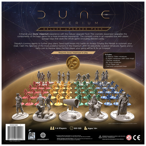 Load image into Gallery viewer, Dune Imperium: Deluxe Upgrade Pack Pre-Order