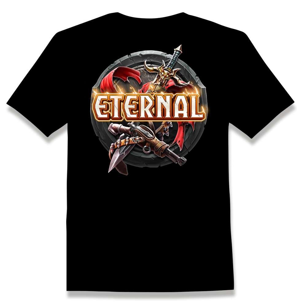 Load image into Gallery viewer, Eternal Logo T-Shirt