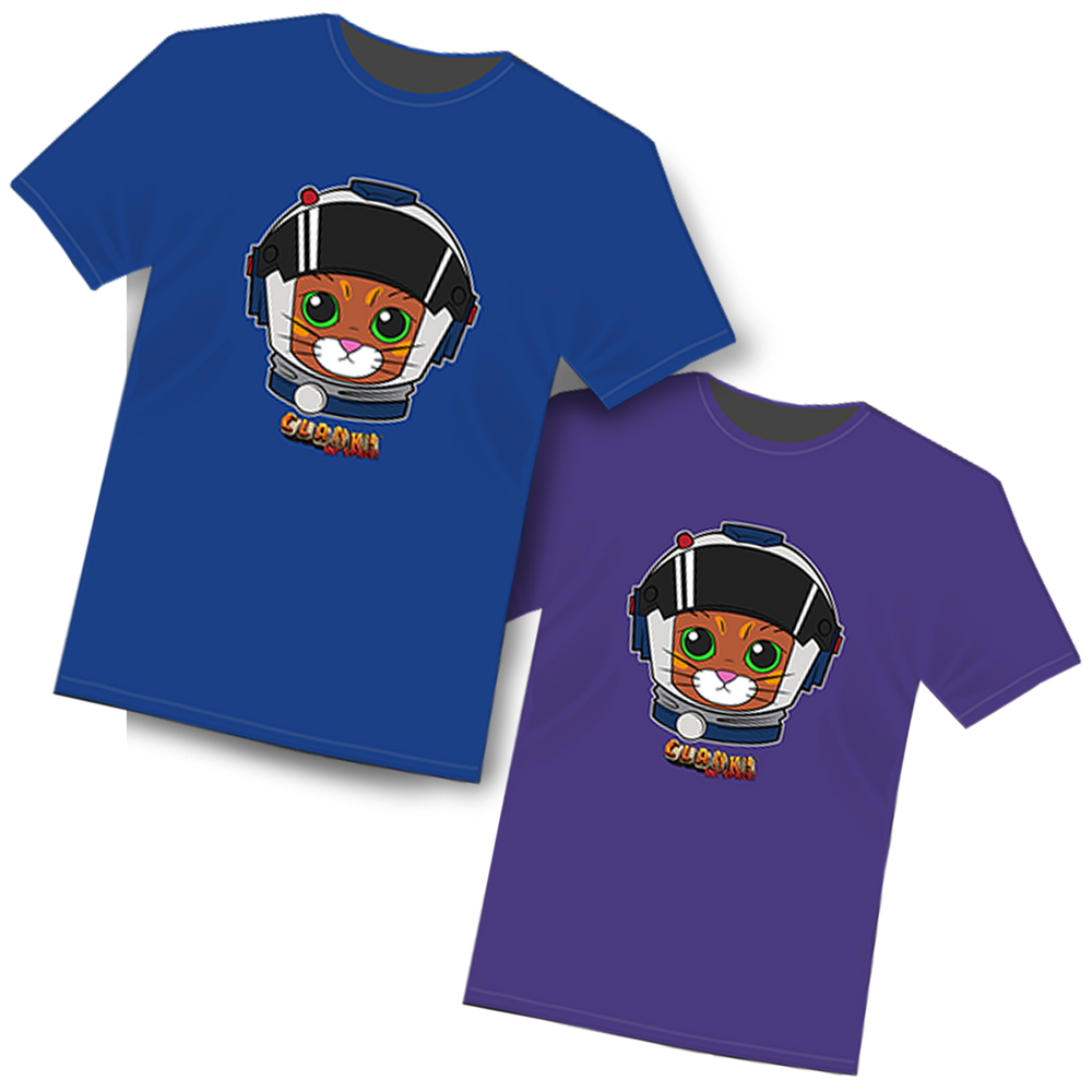 T-shirt Dr. Whiskers