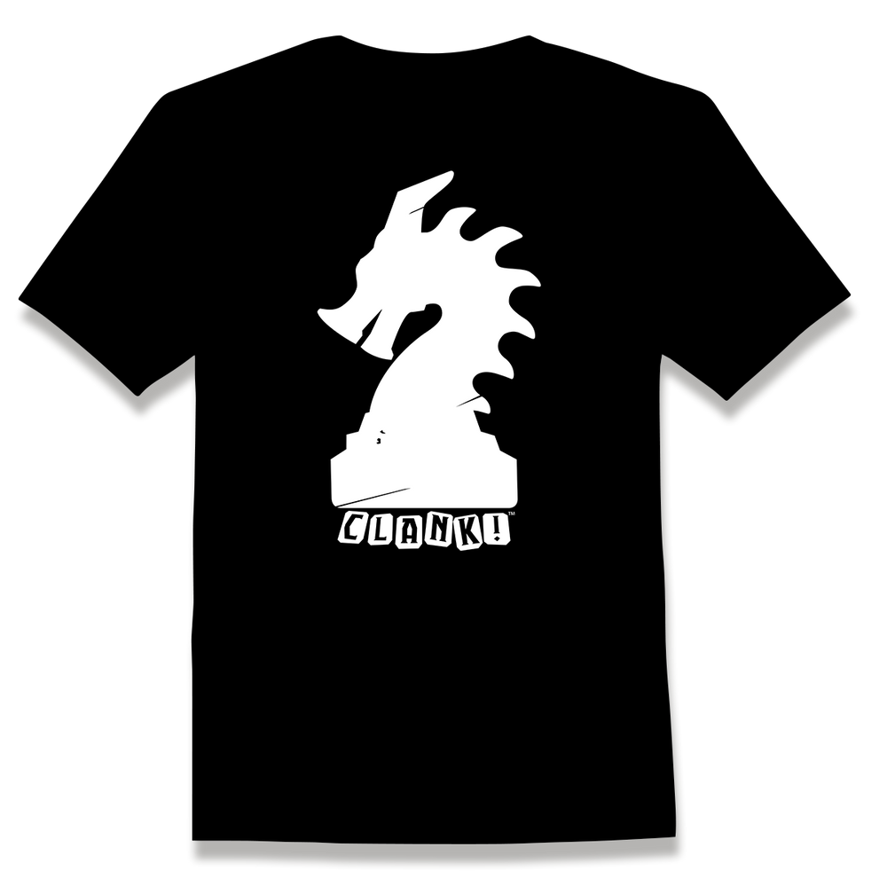 T-shirt Clank ! Nictotraxian