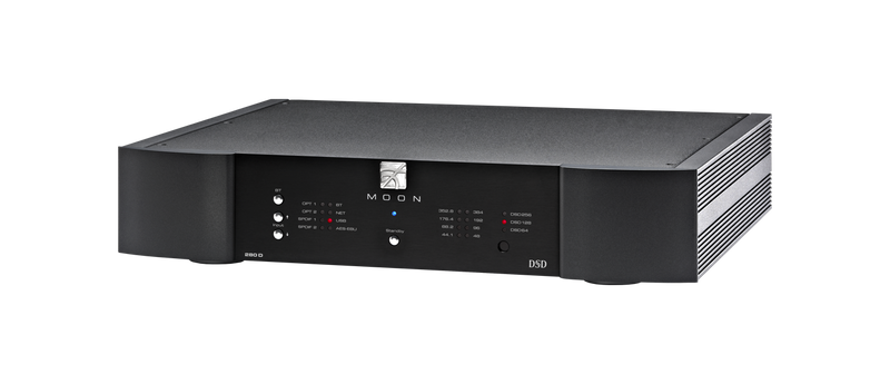MOON 280D Streaming DAC MiND 2