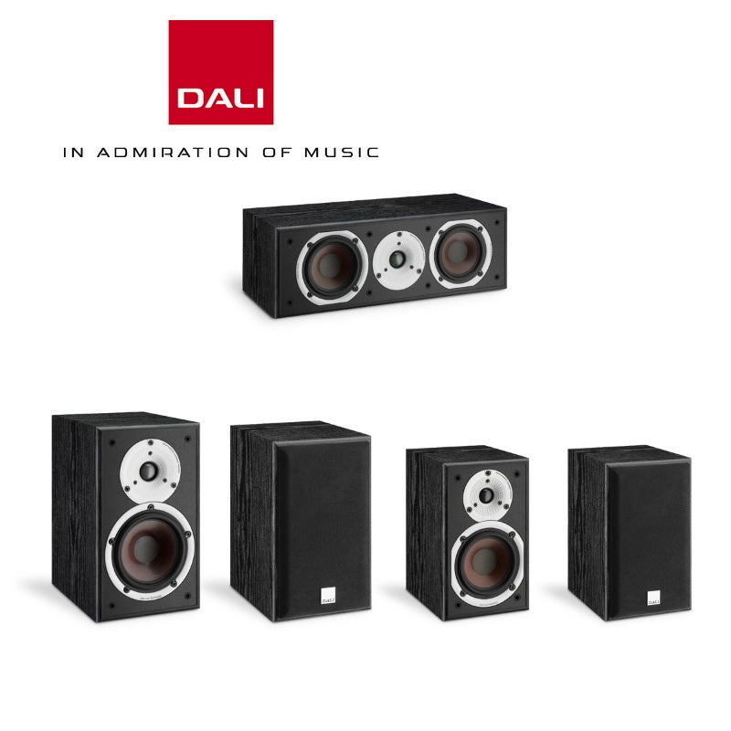 KIT HOME CINEMA 5.1 | DALI SPEKTOR 2