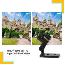 Load image into Gallery viewer, H11 HD 1080P Night Vision Dice Sized Camera