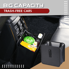 Load image into Gallery viewer, Car Folding Sturdy Trash Can