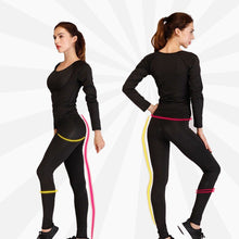 Load image into Gallery viewer, 2021 Futuristic Tech Pencil Pressure Leggings 1688