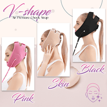 Load image into Gallery viewer, V-Shape Air Pressure Cheek Strap