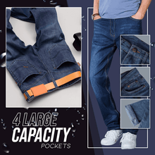 Load image into Gallery viewer, Invincible Nano Waterproof Men Jeans