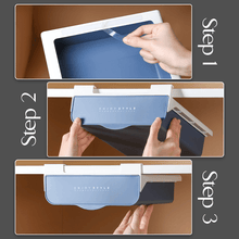 Load image into Gallery viewer, Self-Adhesive Built-In Storage Drawer