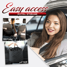 Load image into Gallery viewer, Car Seat Storage And Handbag Holding Net