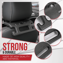 Load image into Gallery viewer, 2-in-1 Car Seat Hand Grip Plus Hooks