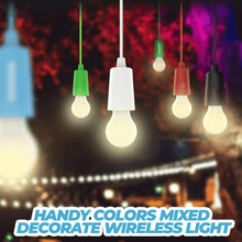 Load image into Gallery viewer, Handy Colors Mixed Decorate Wireless Light