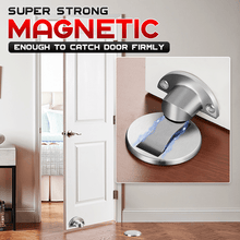 Load image into Gallery viewer, Self-Adhesive Strong Magnetic Door Stopper