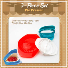 Load image into Gallery viewer, Tasty Pie Presser Set (3 Sizes Included)