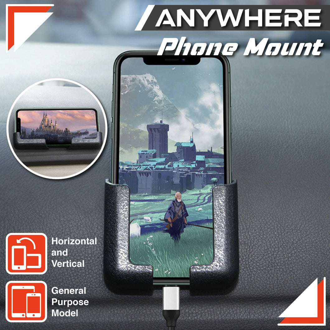 Anywhere Phone Mount