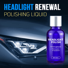 Load image into Gallery viewer, Headlight Renewal Polishing Liquid