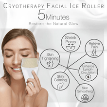 Load image into Gallery viewer, Cryotherapy Facial Ice Roller