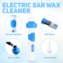 Load image into Gallery viewer, Electric Ear Wax Cleaner