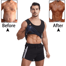 Load image into Gallery viewer, Sweat Sauna Compression Vest