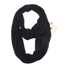 Load image into Gallery viewer, Infinity Pocket Hitch Scarf