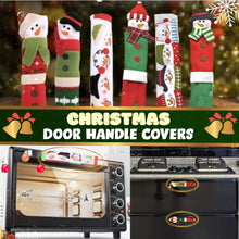 Load image into Gallery viewer, Christmas Door Handle Covers