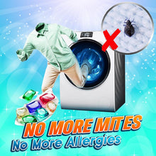 Load image into Gallery viewer, 3-in-1 Anti-Mite Laundry Pods