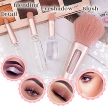 Load image into Gallery viewer, Crystal 4-in-1 Makeup Brush