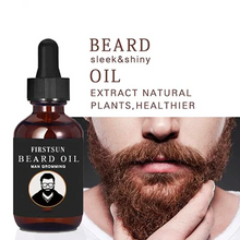 Load image into Gallery viewer, Pure Organic Hair Growth Essence Moustache Oil