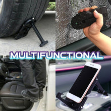 Load image into Gallery viewer, Multifunctional Folding Car Roof Door Pedal