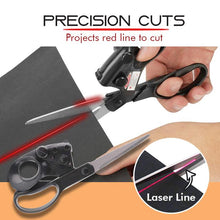 Load image into Gallery viewer, Laser-Guided Multi-Functional Scissor
