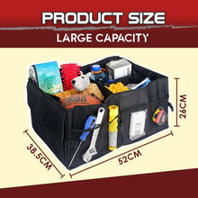 Load image into Gallery viewer, Car Folding Trunk Storage Bag