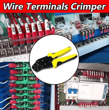 Load image into Gallery viewer, Wire Terminals Crimper
