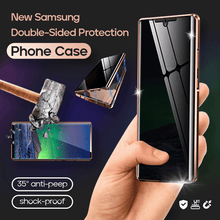 Load image into Gallery viewer, New Samsung Double Sided Protection Phone Case