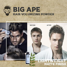 Load image into Gallery viewer, Big Ape Hair Volumizing Powder