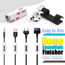 Load image into Gallery viewer, Home Essentials - Finisher Wire Clamp