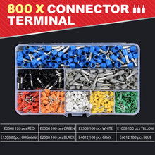 Load image into Gallery viewer, Terminal Crimper Tool Kit 1688 800 X CONNECTOR TERMINAL