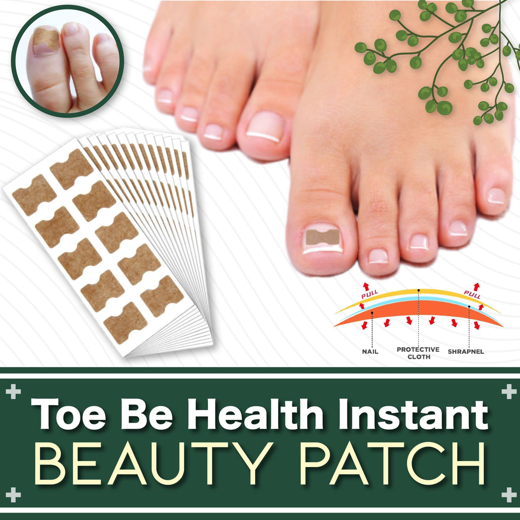 Toe Be Health Instant Beauty Patch(10pcs) 1668