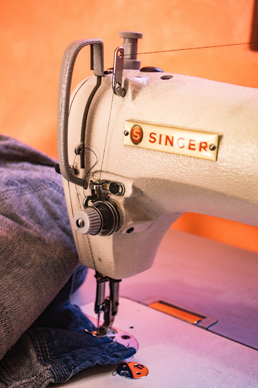 Denim Sewing machine