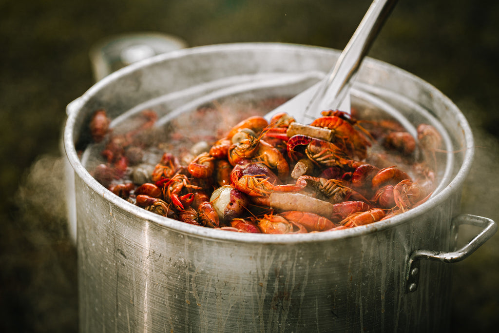 Crawfish Cooking Supplies You Need For The Best Boil